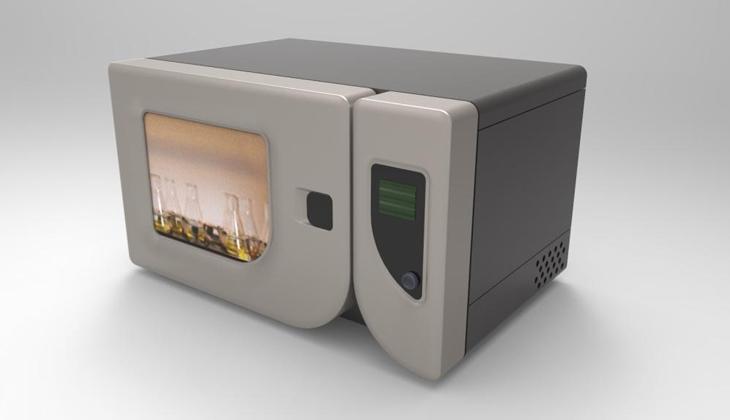 Orbital Incubator Shaker Spire Automation
