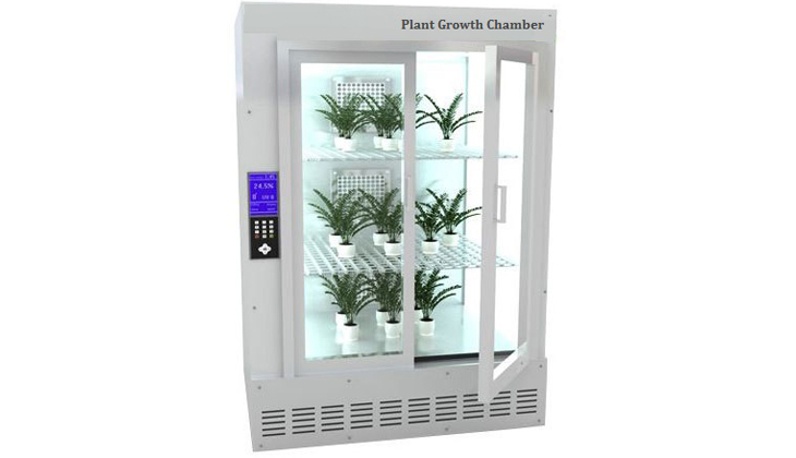 Plant Growth Chamber Spire Automation