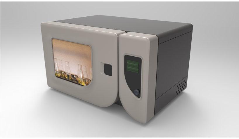 orbital incubator shaker deluxe model